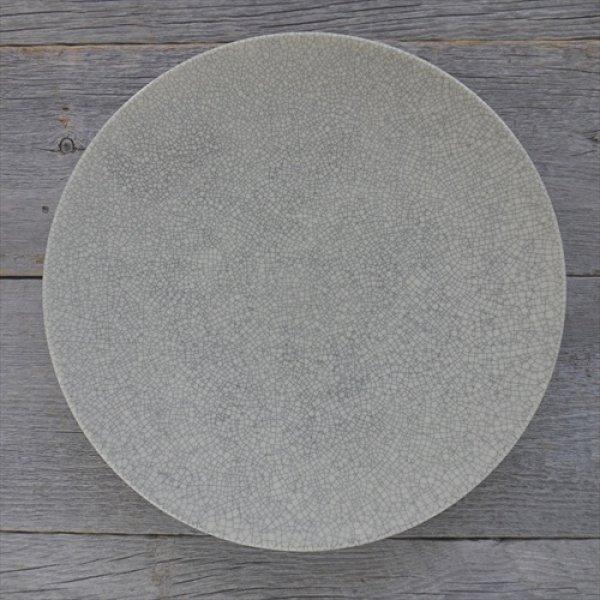 画像1: co-bo-no/クレイズ/28cmプレート/ホワイト/Φ28.5 (1)