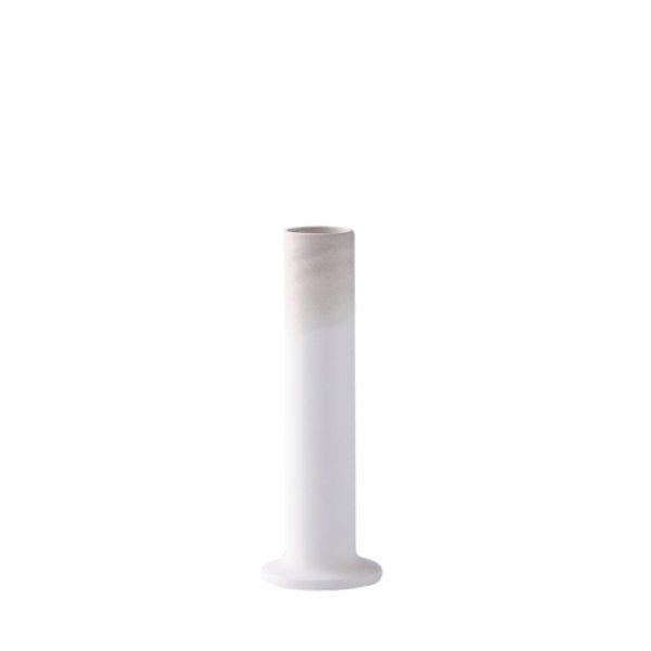 画像1: 有田焼/ヤマト陶磁器/瀬兵窯/KUSAKI/Flower Vase S/GOBAISHI(グレー)/Φ6×18cm (1)