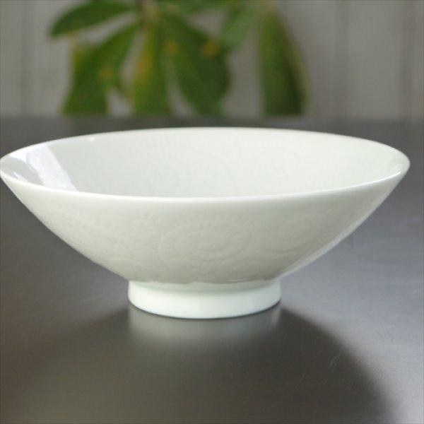画像1: 瀬戸焼/エムエムヨシハシ/HORITSUKE蛸唐草茶碗(大)/Φ15.8 X H5.5/ (1)