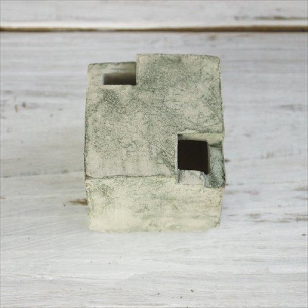 画像1: STUDIO ZOK/滝上玄野/wall cubeS/edging/5.3 X 5.3 X H5 (1)