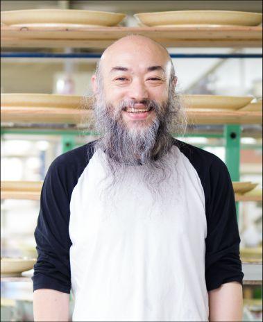 文山窯 代表取締役 中島正敏